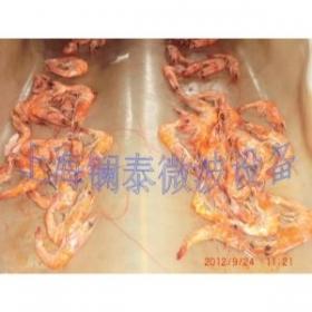 海鲜烘乾殺菌設備